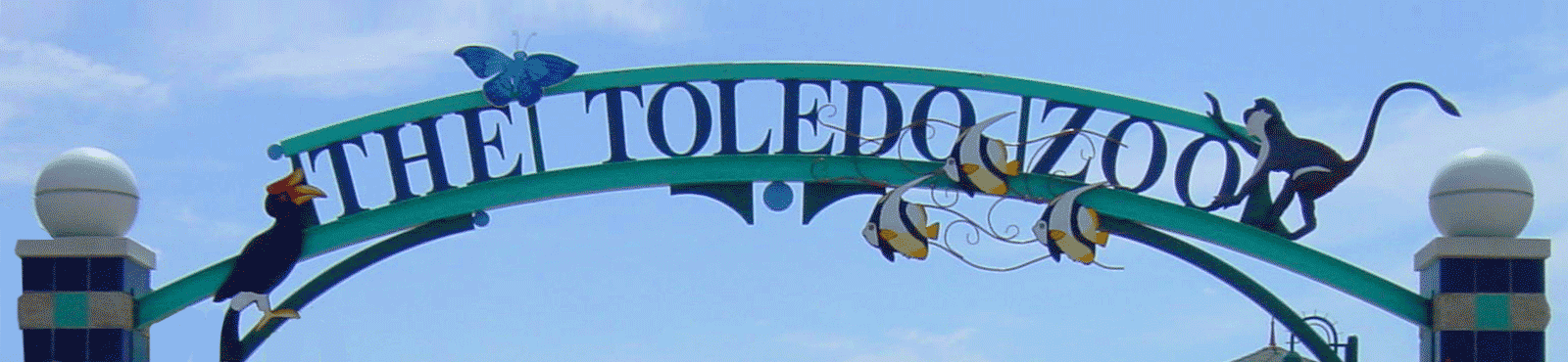 Image of the sign over the main entrance