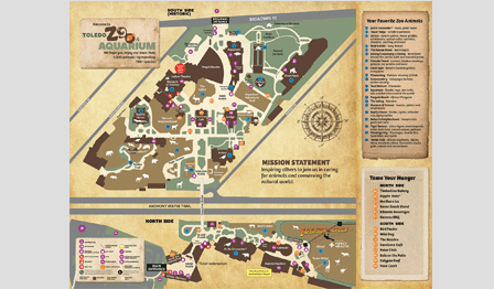 Zoo map image
