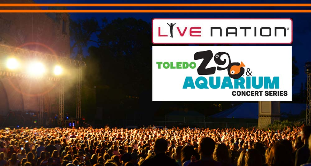 Toledo Zoo Concert Series presented by LiveNation
