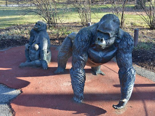 art-gorillas