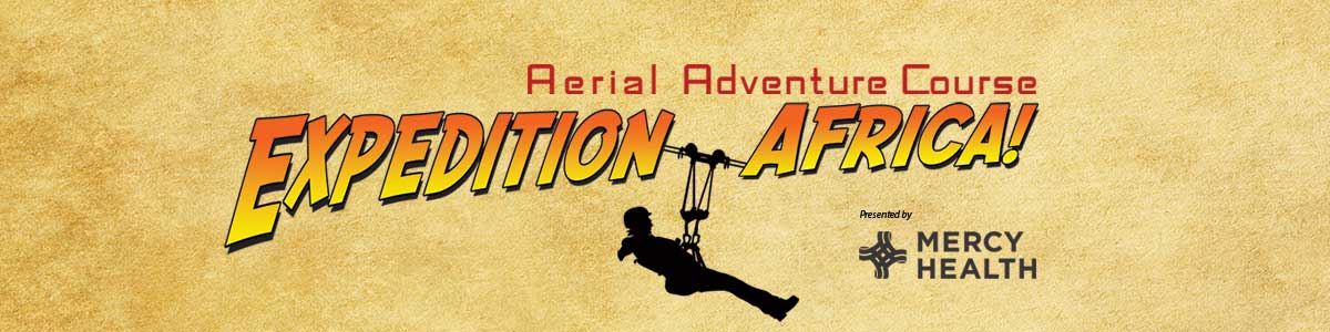 Aerial Adventure Course Logo