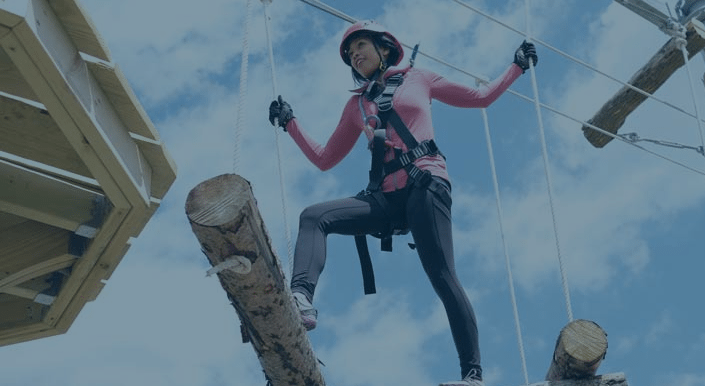 Aerial Adventure Course Information