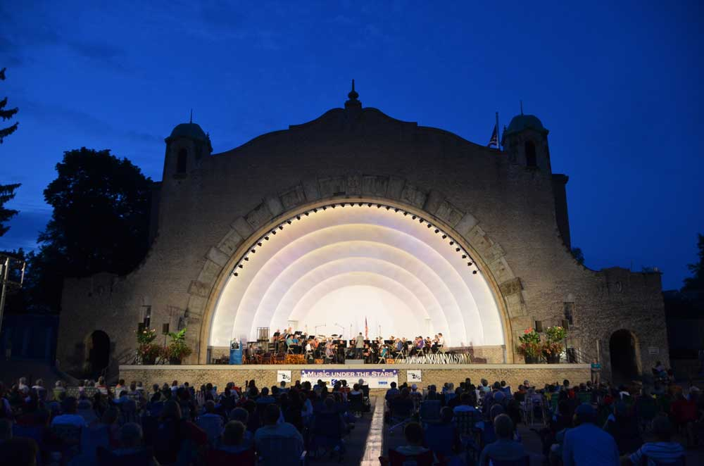 <h2>Music Under the Stars</h2>